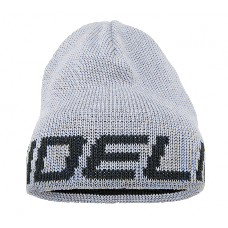 Kapa Guideline Logo Beanie / Svetlo siva črna