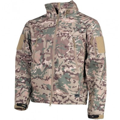 "Jakna Soft Shell ""Scorpion"", Operation-camo"