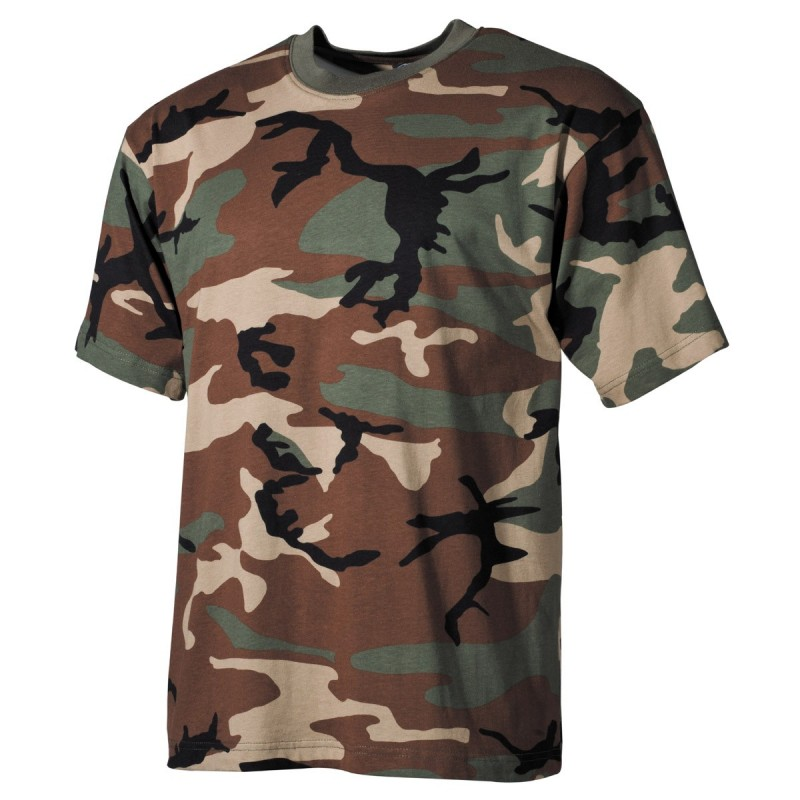Majica Army-Woodland
