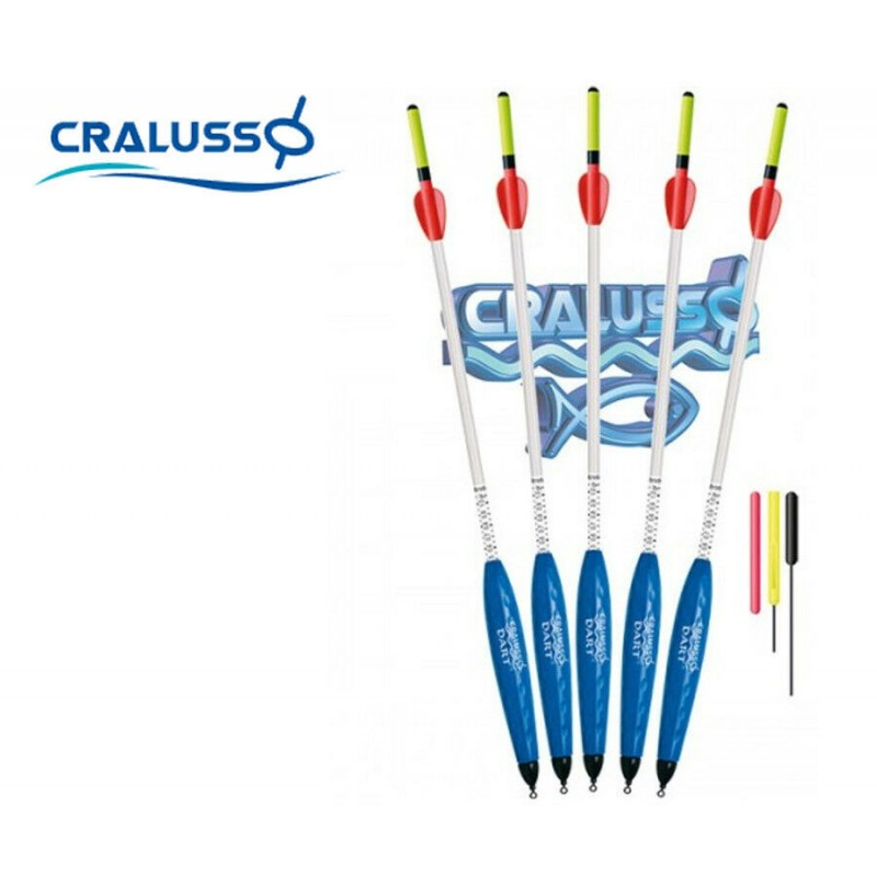 Plovec Waggler Cralusso Dart 8-20g