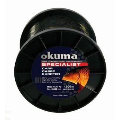 Laks OKUMA CARP 1200m