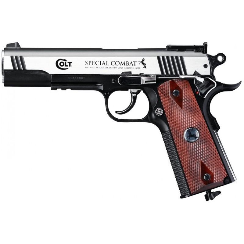 Zračna pištola Colt Special Combat Classic 4,5mm