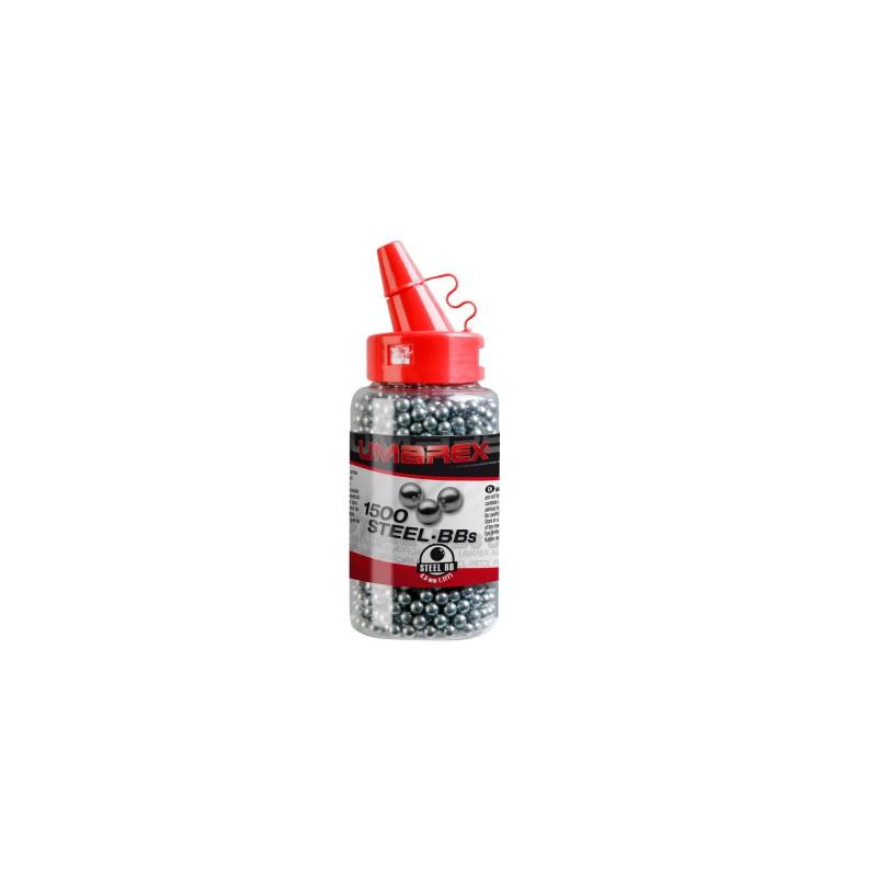 Kovinske kroglice BB Umarex kal. 4,5mm 1500 kos