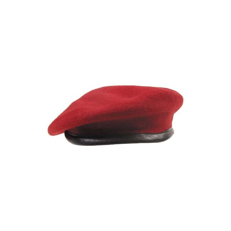 Baretka-rdeča