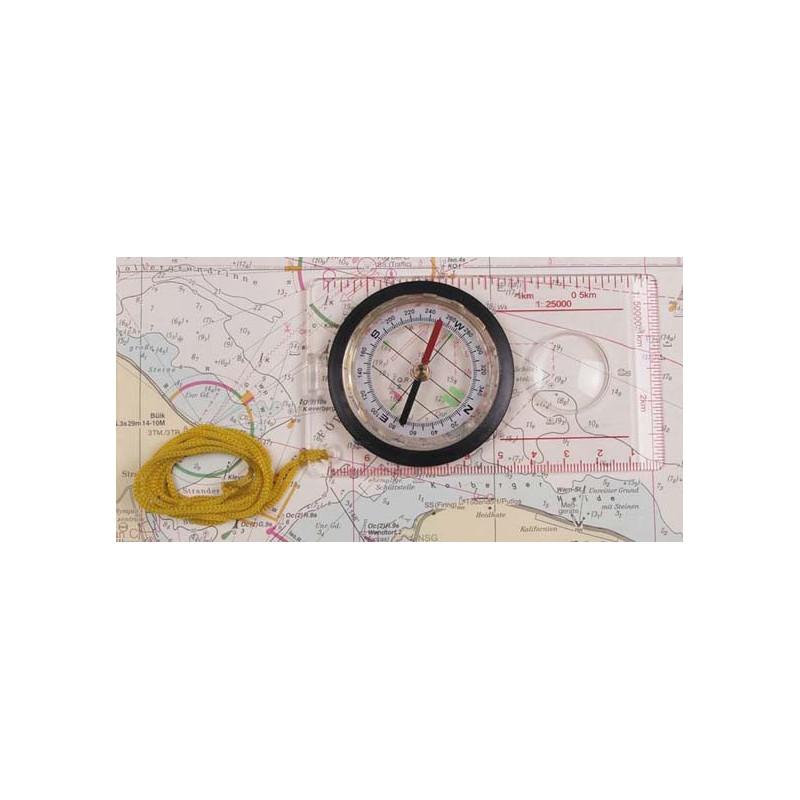 Kompas z merilom