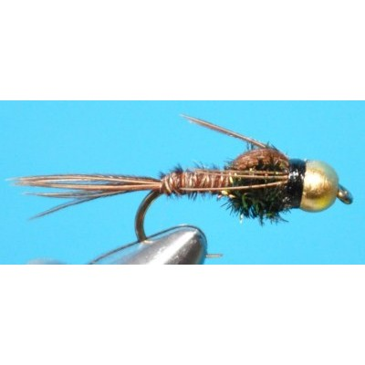 Gold Pheasant Tail Tungsten