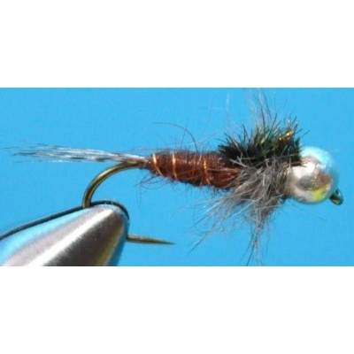 Tungsten S. Brown Nymph