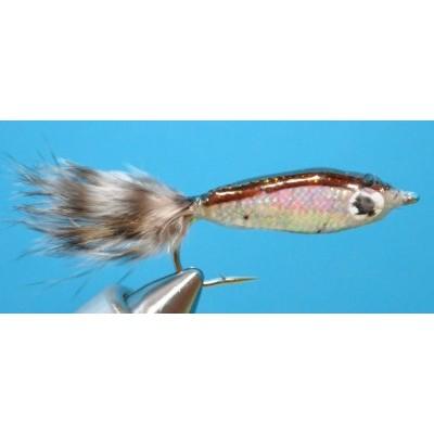 Epoxy Silverl Fish