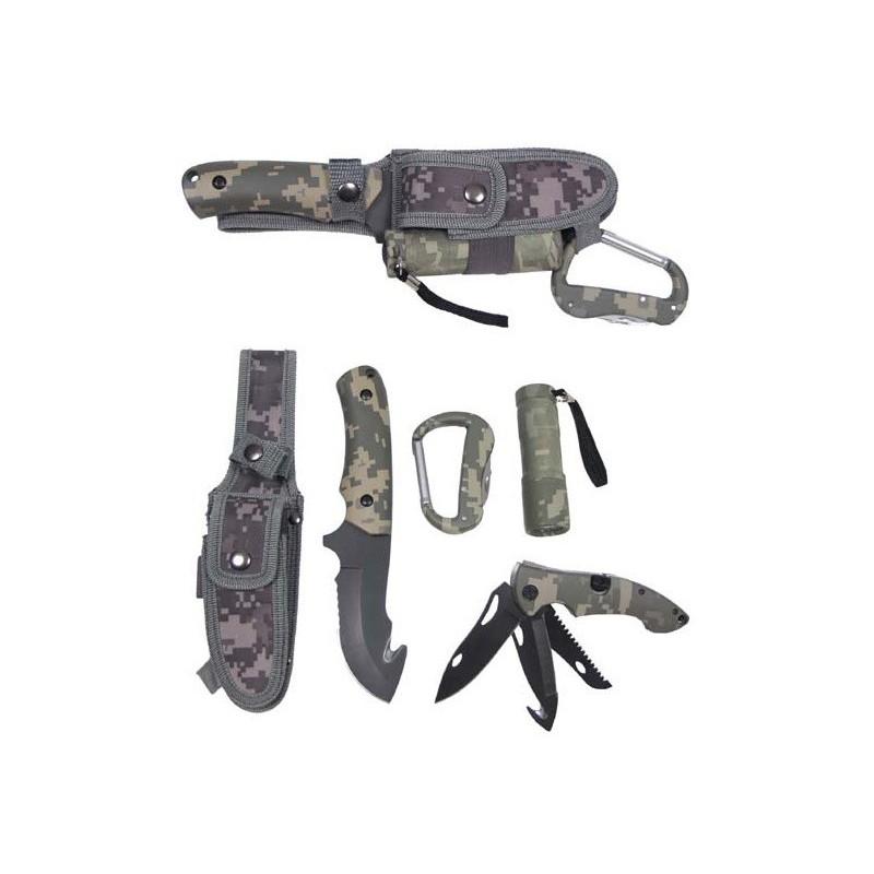 Nož Fox 45451Q komplet