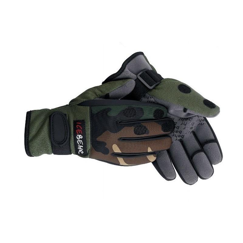 Neoprenske rokavice Ice Behr Titanium