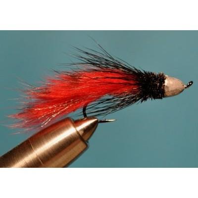Lead Black/Red zonker