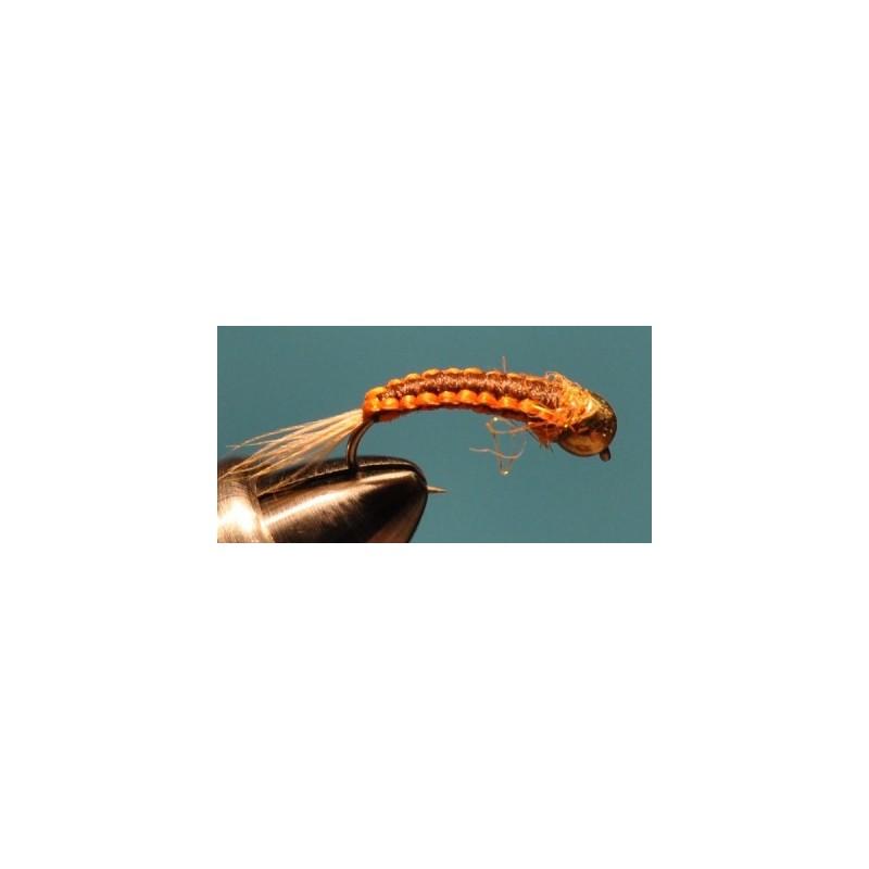 Wowen p. orange pupa tungsten