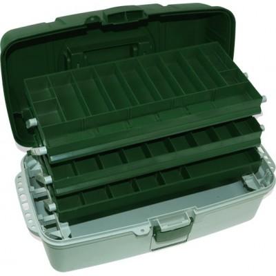 Kovček za opremo 9712 - 3 predali