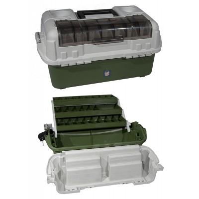 Kovček za opremo 9714 - 3+1 predal