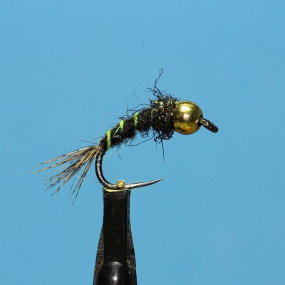 Tungsten Black Nymph