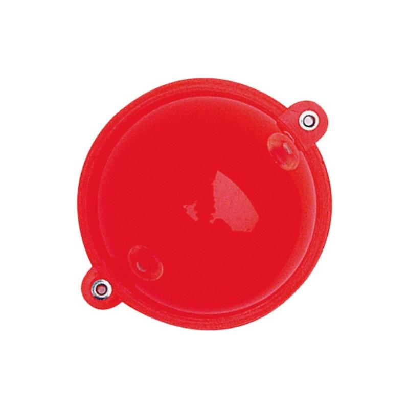 Byron vodna kroglica 40 mm - Rdeče barve