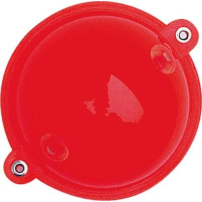 Byron vodna kroglica 32 mm-Rdeče barva